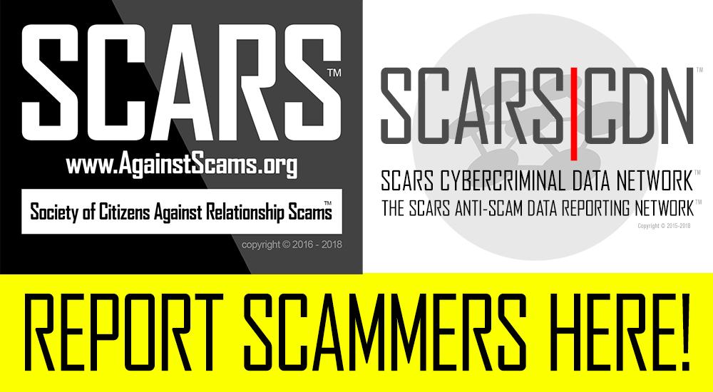 Scars Cdn Anyscam Report Scammer Money